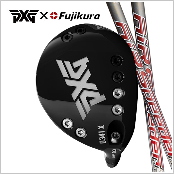 [PXG]0341X GEN2 페어웨이 우드FUJIKURA AIR SPEEDER PLUS